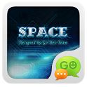 GO SMS Pro Space Popup Theme icon