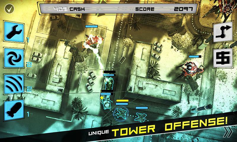 Anomaly Warzone Earth HD screenshot #6