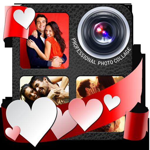 愛的照片拼貼製作 攝影 App LOGO-APP試玩