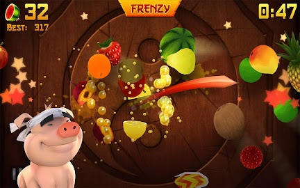 Fruit Ninja Free Screenshot 4