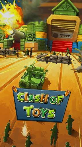 Clash of Toys