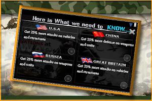 Screenshot of Nations At War