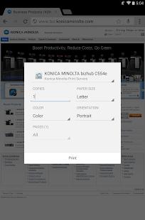 Konica Minolta Print Service