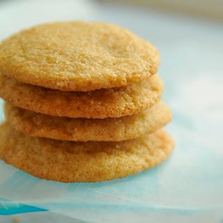 Chewy Sugar Cookies #2.
