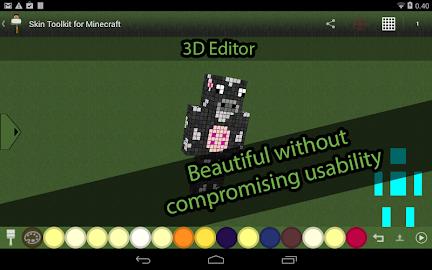 Skin Editor Tool for Minecraft Screenshot 6