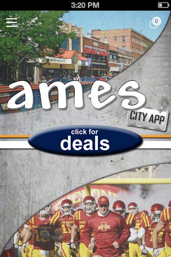Ames City App
