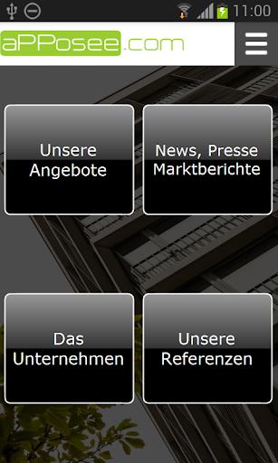 aPPosee - DIE Immobilien-App