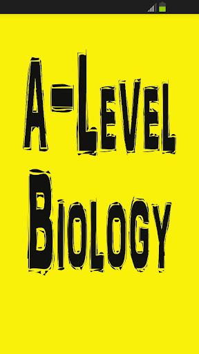 A Level Biology