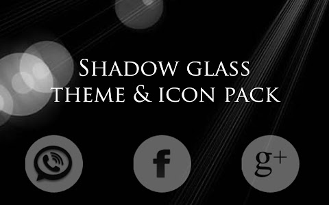 Shadow Glass Theme Pack v1.0