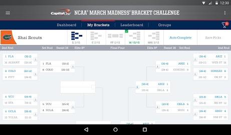 NCAA March Madness Live Screenshot 19