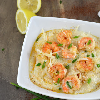 Creamy Shrimp & Grits Recipe