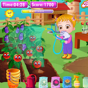Baby Hazel Gardening Time 休閒 App Store-癮科技App