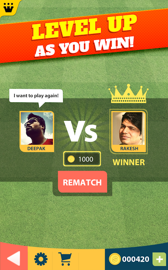 Cricket Battles Live Game- screenshot