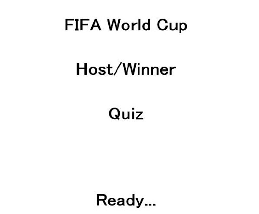 World Cup hosts winners