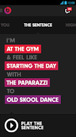 Screenshot of Beats Music