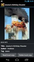 Screenshot of EBook Reader