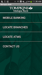 Mahopac Bank Mobile - screenshot thumbnail