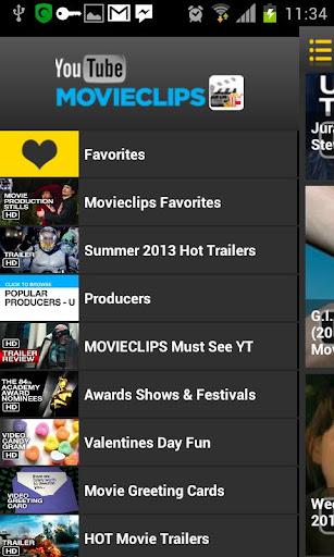 【免費娛樂App】Movie Clips-APP點子