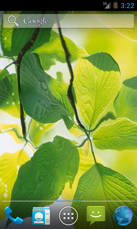 Green Leaves HD - screenshot