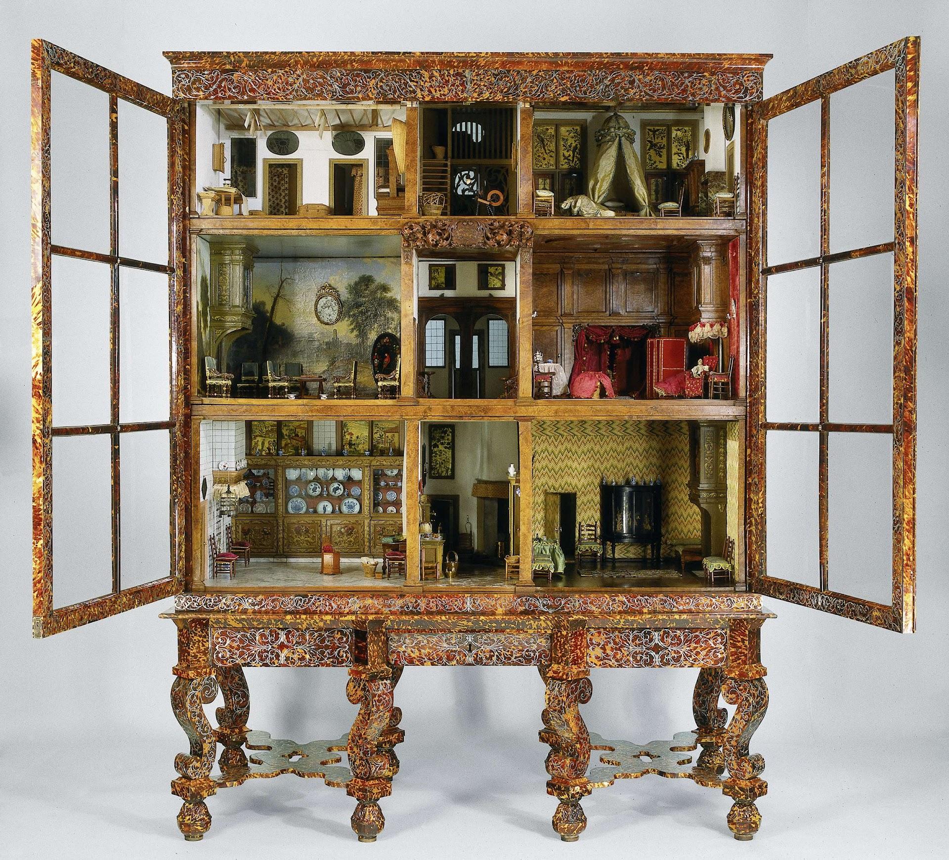 Afbeeldingsresultaat voor poppenhuis rijksmuseum boek