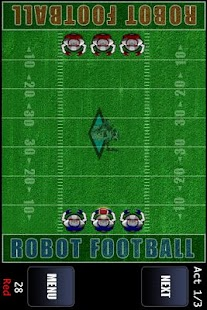Robot Football Pro - screenshot thumbnail