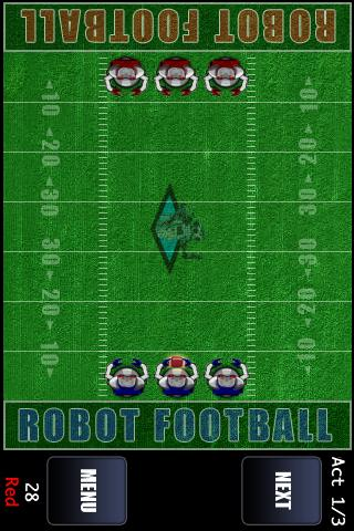 Robot Football Pro - screenshot