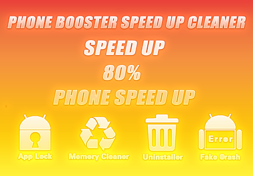 Phone Booster Speed UP Cleaner