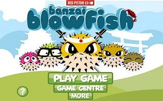 Screenshot of Banzai Blowfish