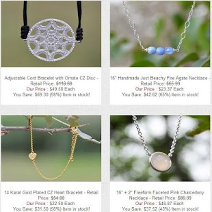 Wholesale Sterling Silver - screenshot thumbnail