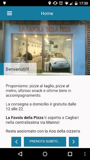 La Favola della Pizza