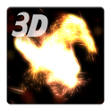 Particle Storm Live Wallpaper icon