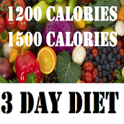 1200 and 1500 Calories Diets 3.0 Icon