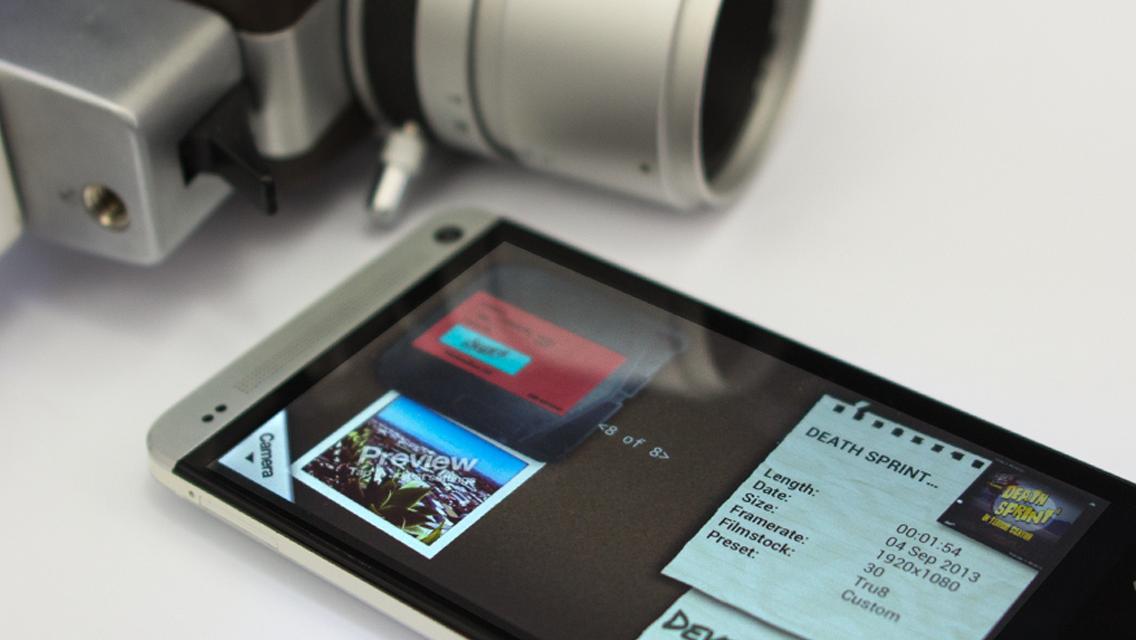 Download iSupr8 Vintage Super 8 Camera Apk | Media & Video