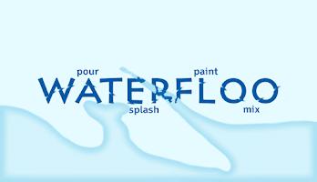 Screenshot of Waterfloo: Liquid Simulation