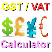 GST/VAT Calculator