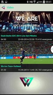#WeAre Dash Berlin - screenshot thumbnail