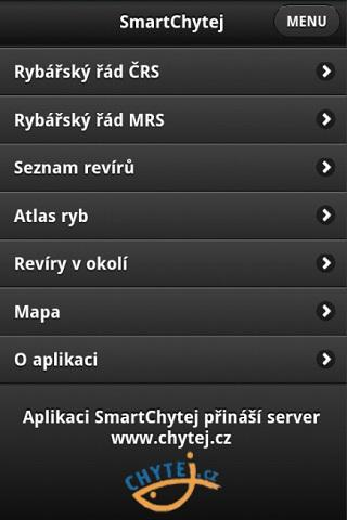 SmartCHYTEJ LITE- screenshot