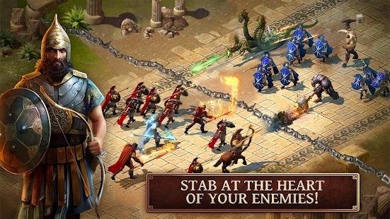 Age of Sparta Screenshot 2