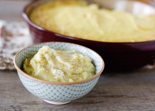 Make Ahead Mashed Potatoes Recipe