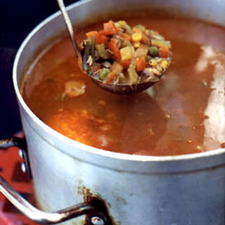 Maryland Crab Soup.