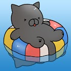 Rolling cat LiveWallpaper05 icon