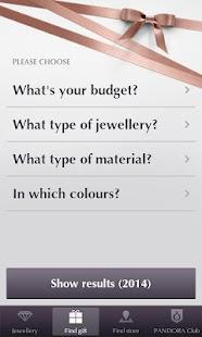 Pandora Jewelry - screenshot thumbnail
