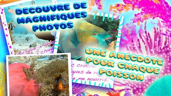 Animaux du corail android apps on google play - Les animaux du jardin ...