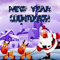 NewYear Santa Live Wallpaper logo