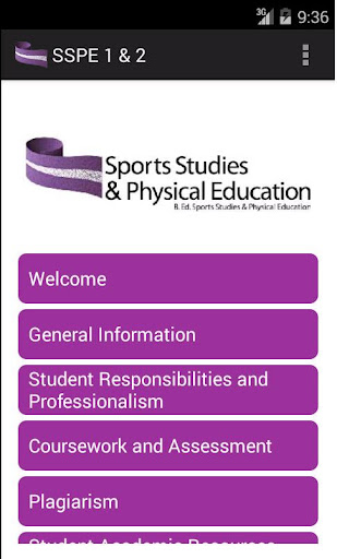 SSPE Handbook - Years 3 and 4