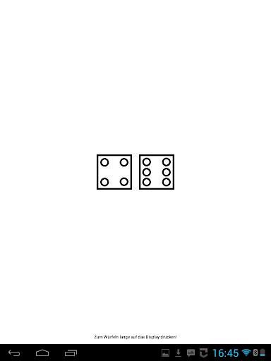 two simple dice - free App  screenshots 5