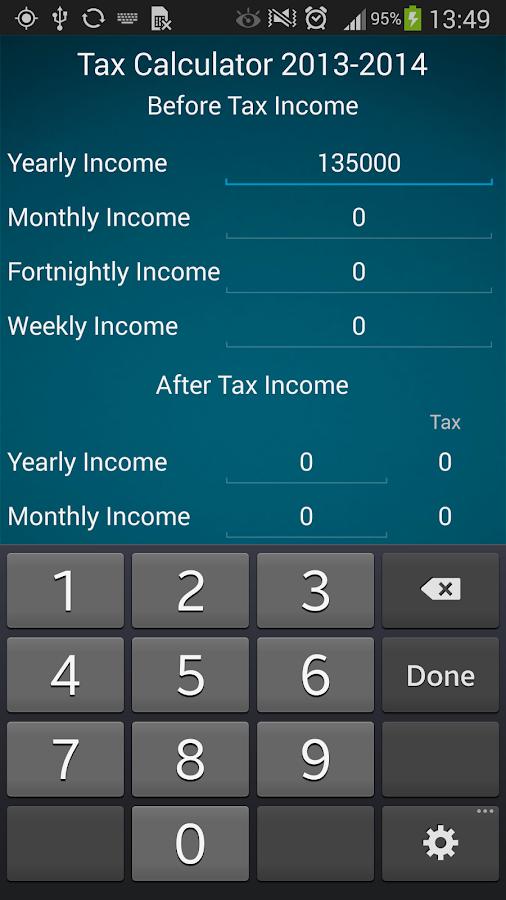 ato tax table 2014 3