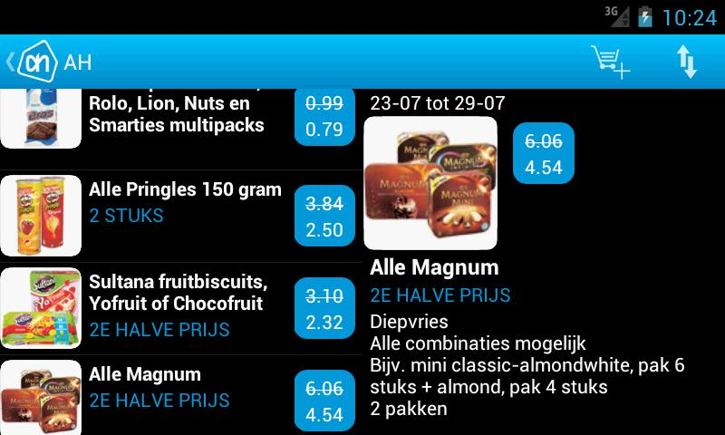 Super Deals Nederland - screenshot
