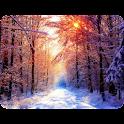 Snow Landscape logo