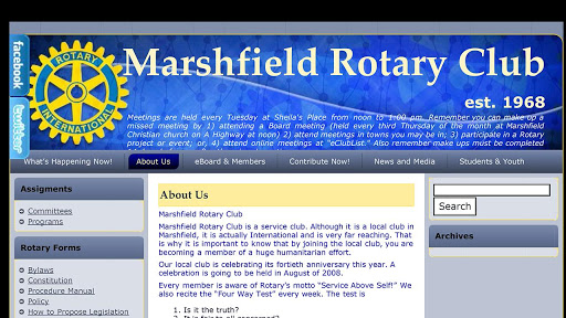 Marshfield Rotary